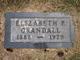 Elizabeth Pauline <I>Michaelson</I> Crandall