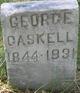 George H Gaskell