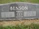 Allen C Benson