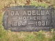 Profile photo:  Ida Adella <I>Smith</I> Bridgewater