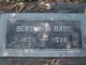 Bertha May <I>Boles</I> Bare