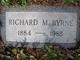 Richard M. Byrne