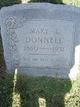 Profile photo:  Mary Emma <I>Martin Truss</I> Donnell