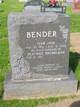 Profile photo:  Beatrice <I>Brenneman</I> Bender