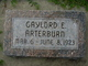 Gaylord E. Arterburn