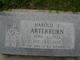 """Harold J. """"Art"""" Arterburn"""