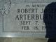 Robert Joseph Arterburn