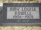 Amy Louise Rowell