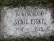 Sybil Fiske