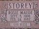Rosie Maude Storey