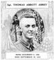 Sgt Thomas Abbott Abrey