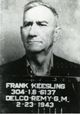 Profile photo:  Alfred Franklin Keesling