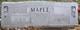 Profile photo:  Claudia <I>Martin</I> Maple