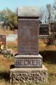 Lillian Dorothea Becker