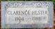 Clarence Raymond Hester