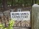 Bassett Belding Gaines Cemetery