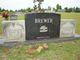 "Rev Leroy Jasper ""L.J."" Brewer, Sr"