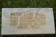 Peter Lane Hall