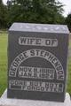 Bertha Stephenson
