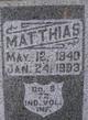 Matthias Chrisman