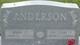 SSGT Earl Ernest Anderson, III