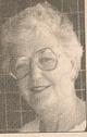 Profile photo:  Irene S Combs
