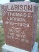 Thomas E Larison