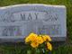 James B May