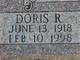 Doris <I>Conrad</I> Hogue