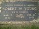 Robert William Young