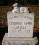 Profile photo:  Edward Ryan Gross