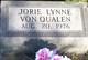 Jorie Lynne Von Qualen