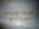 Profile photo:  John Miller Clark