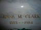 Profile photo:  Anna May <I>Eads</I> Clark