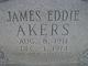 James Eddie Akers