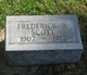 Frederick Albert Scott