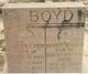George W Boyd