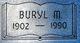 Buryl Mary <I>Lientz</I> Davis