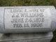 Luna E. <I>Schaefer</I> Williams