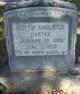 Mattie <I>Singleton</I> Carter