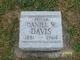 Profile photo:  Daniel Webster Davis