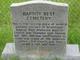 Baptist Rest Cemetery