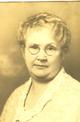 "Profile photo:  Ethel Adelle ""Delle"" <I>Ferguson</I> Allison"
