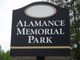 Alamance Memorial Park