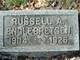 Profile photo:  Russell Arthur Englebretsen