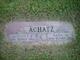 """Profile photo:  Aloysius Jacob """"Ollie"""" Achatz"""