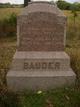 Mary <I>Keck</I> Bauder