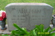 Profile photo:  Myrtle Inez <I>Paxton</I> Ahlman