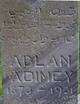 "Ablan ""Abraham"" Adimey"