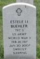 Profile photo:  Estele H Buehler